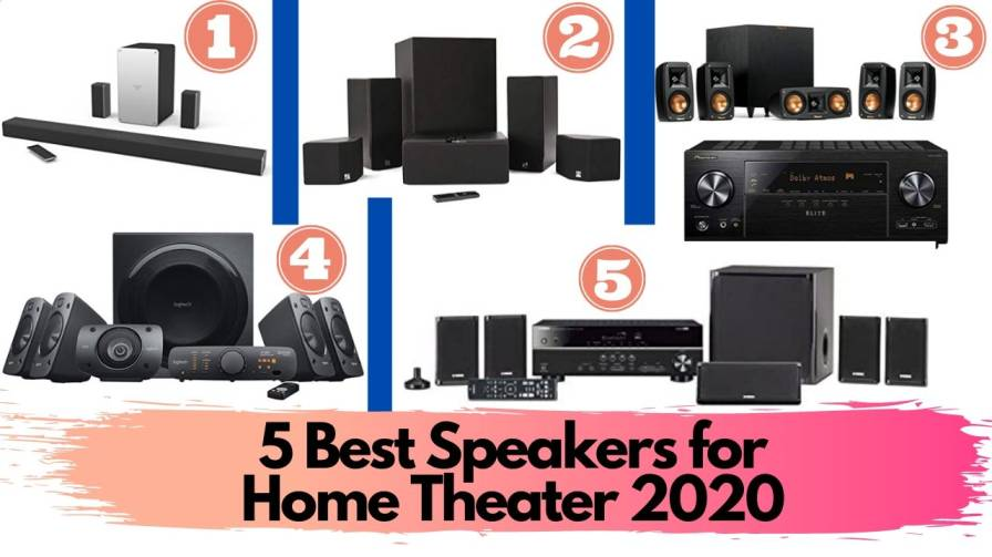 Best Speakers for Home Theater (1)