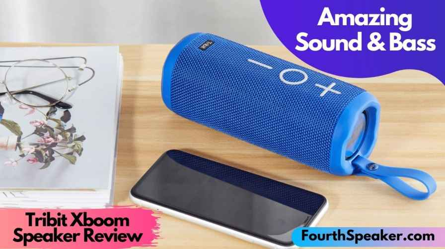 Tribit Xboom Speaker Review​ Buying Guide