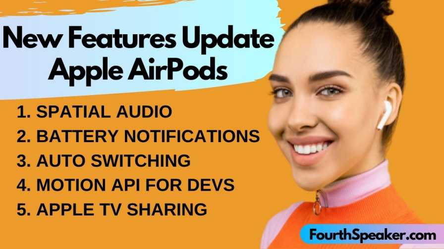 New Features Update Apple AirPods​ (2)